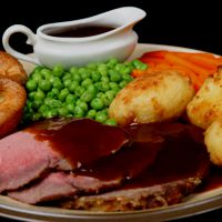 Sunday Roast at The Sunny Restaurant Worthing